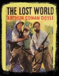 The Lost World-Conan Doyle
