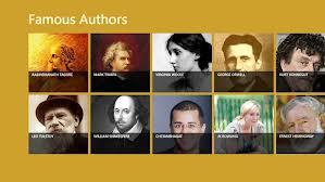 The Famous World Authors