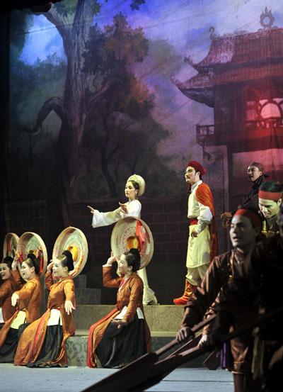 [Play]Ngoc Han Cong Chua-Luu Quang Vu