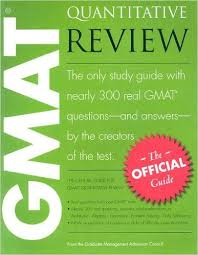The Official Guide for GMAT Quantitative Review 1st Edition