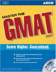 ARCO Master the GMAT 2007 (Ebook-CD-ROM)