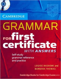 Cambridge Grammar for First Certificate Self Study Pack (Ebook+Audio)