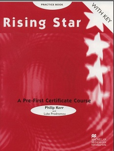 Rising Star Pre-FCE Practice Book with Keys