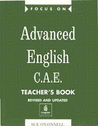 Focus on Advanced English CAE Teacher Book (Ebook+Audio)