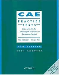 CAE Practice Tests - Five Test By Mark Harrison (Ebook+Audio)