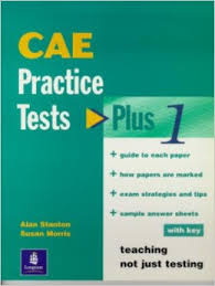 CAE Practice Tests Plus 1 (Ebook+Audio)