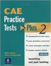 CAE Practice Tests Plus 2 (Ebook-Audio)
