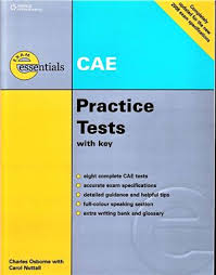 Exam Essentials CAE Practice Tests with Key (Ebook+Audio)