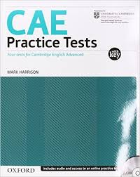 CAE Practice Tests by Mark Harrison New Edition For Revised Exam