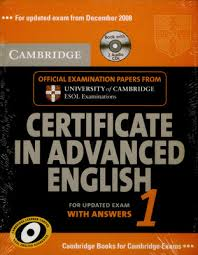 Cambridge First Certificate in Advanced English 1 (Ebook+Audio)