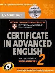 Cambridge First Certificate in Advanced English 2 (Ebook+Audio)