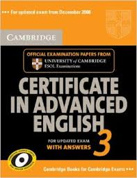 Cambridge First Certificate in Advanced English 3 (Ebook)