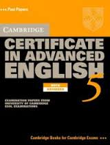 Cambridge First Certificate in Advanced English 5 Student Book (Ebook+Audio)