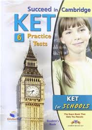 Succeed in Cambridge KET - 6 Practice Tests - KET For Schools (Ebook+Audio)