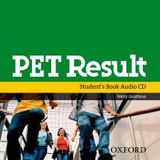 PET Result Student (Ebook+Audio)