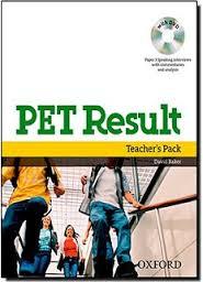PET Result Teacher Pack (Test Online)