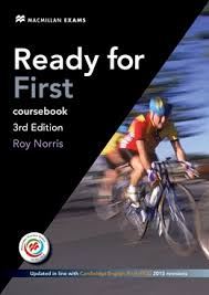 Macmillan Ready for First Coursebook With Key 3rd Edition