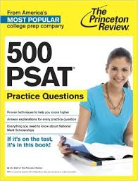 500 PSAT Practice Questions (College Test Preparation)