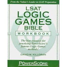 The PowerScore LSAT Logic Games Bible Workbook