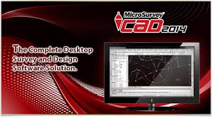 MicroSurvey CAD 2014 Studio - Design Program Surveyors