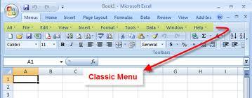 Classic Menus for Office 2007 v4