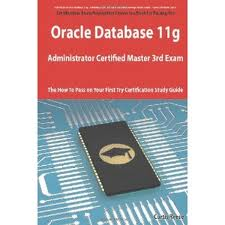 OCM Oracle Database 11g Administrator Certified Master Exam Guide