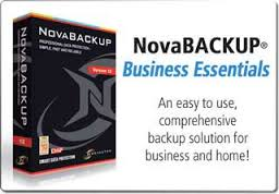NovaBACKUP 17 Business Essentials
