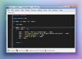Dev-C++ - v4.9.9.2
