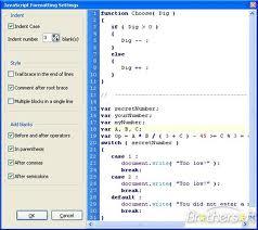 1st JavaScript Editor Version 5.1 PRO