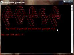Tool Scan link admin V2