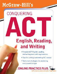 McGraw-Hills Conquering ACT English Reading and Writing by Steven Dulan