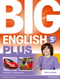 Big English Plus 5 Pupils Book