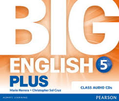 Big English Plus 5 Class Audio CDs