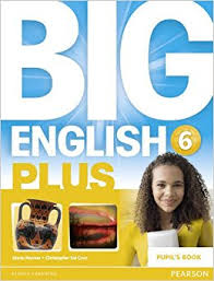 Big English Plus 6 Pupils Book