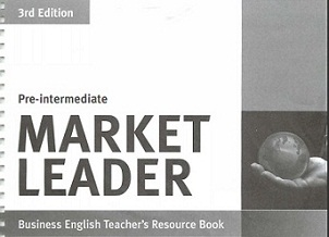 Market Leader Pre-Intermediate 3rd Edition Teacher Resource Book