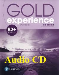 Gold Experience 2nd Edition B2 Plus Workbook Audio CDs