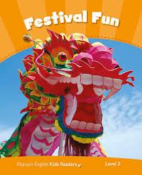 Festival Fun Pearson English Kids 3 Book