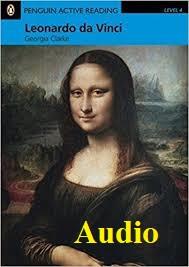 Leonardo da Vinci Penguin Active Reading 4 Audio