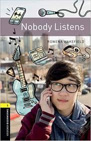 Nobody Listens Bookworms 1