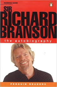 Sir Richard Branson Penguin Readers 6