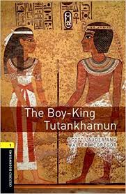 The Boy-King Tutankhamun Bookworms 1