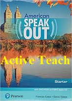 American Speakout Starter Active Teach