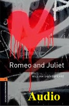 Romeo and Juliet Bookworms 2 Audio