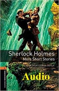 Sherlock Holmes More Short Stories Bookworms 2 Audio