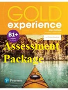 Gold Experience 2nd Edition B1 Plus Assessment Package