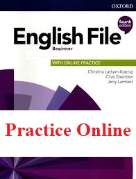 English File 4th Edition Beginner Practice Online