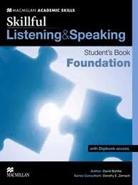 Skillful Foundation Listening and Speaking Student Book
