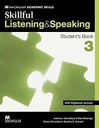 Skillful 3 Listening and Speaking Student Book