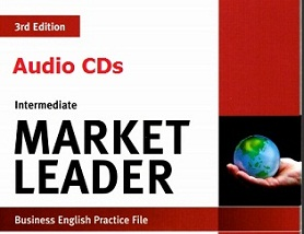 Market Leader Intermediate 3rd Edition Practice File Class Audio CDs