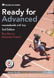 Ready for Advanced Coursebook with Keys 3rd Edition